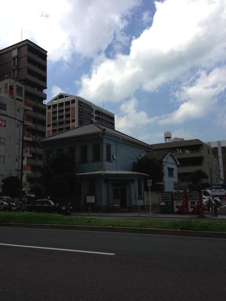 旧小倉県庁全景