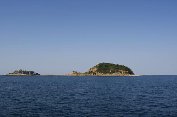 端島と中ノ島
