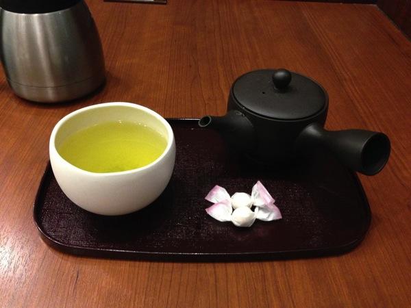 煎茶一番茶めがみ