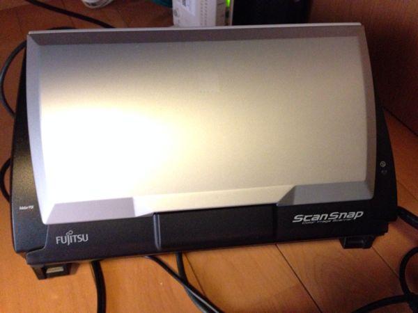ScanSnap S500