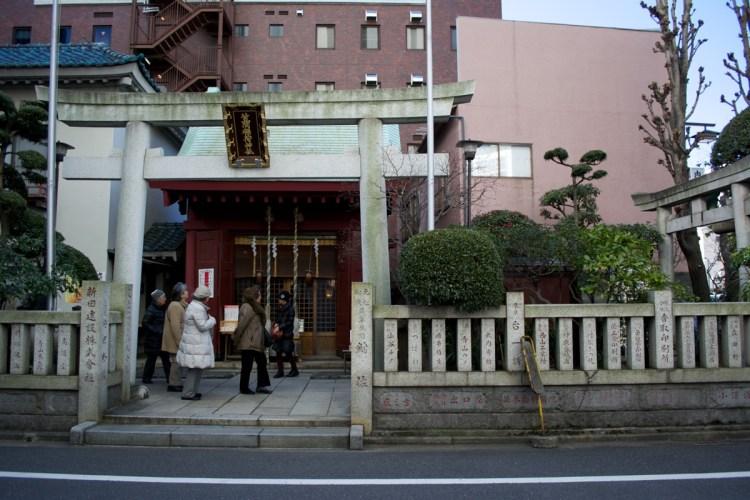 笠間稲荷神社