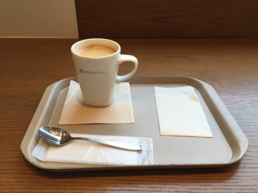 CAFFE SOLAREコーヒーラージサイズ