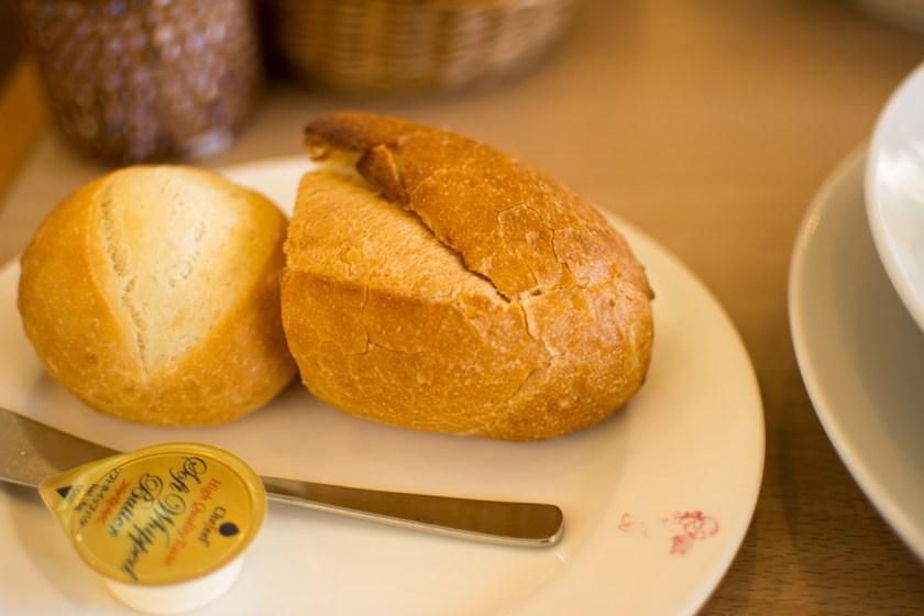 ラ・ローズのパン