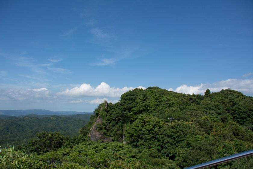 鋸山からの眺め