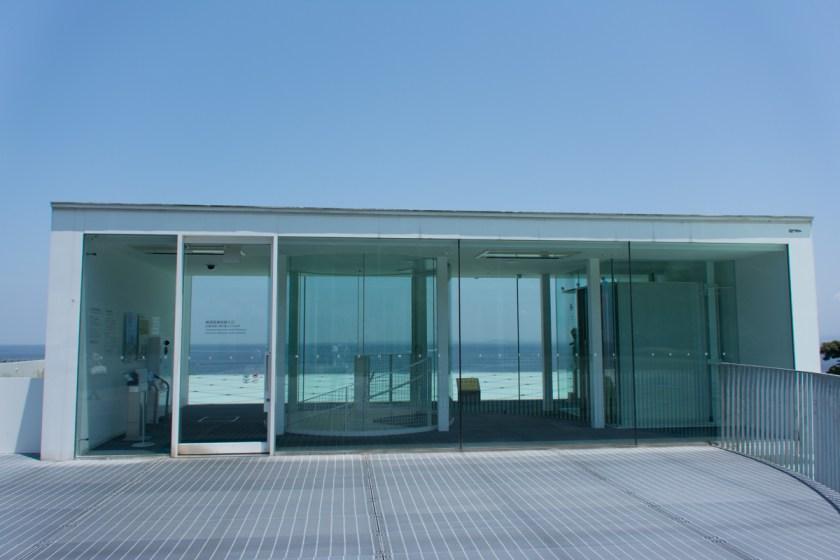 横須賀美術館 コイビチの聖地