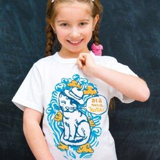 Koszulka dla pierwszaczki