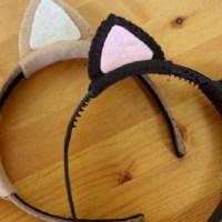 Кошачьи ушки на вашей макушке