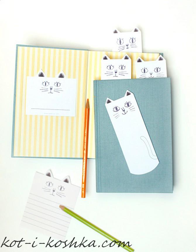 закладка из бумаги (2)