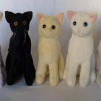 Выкройка кошек