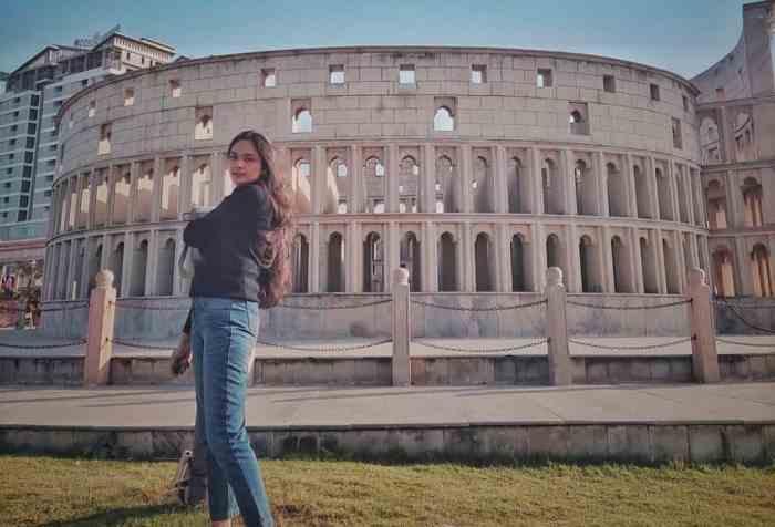 Colosseum, Seven Wonders Park Kota