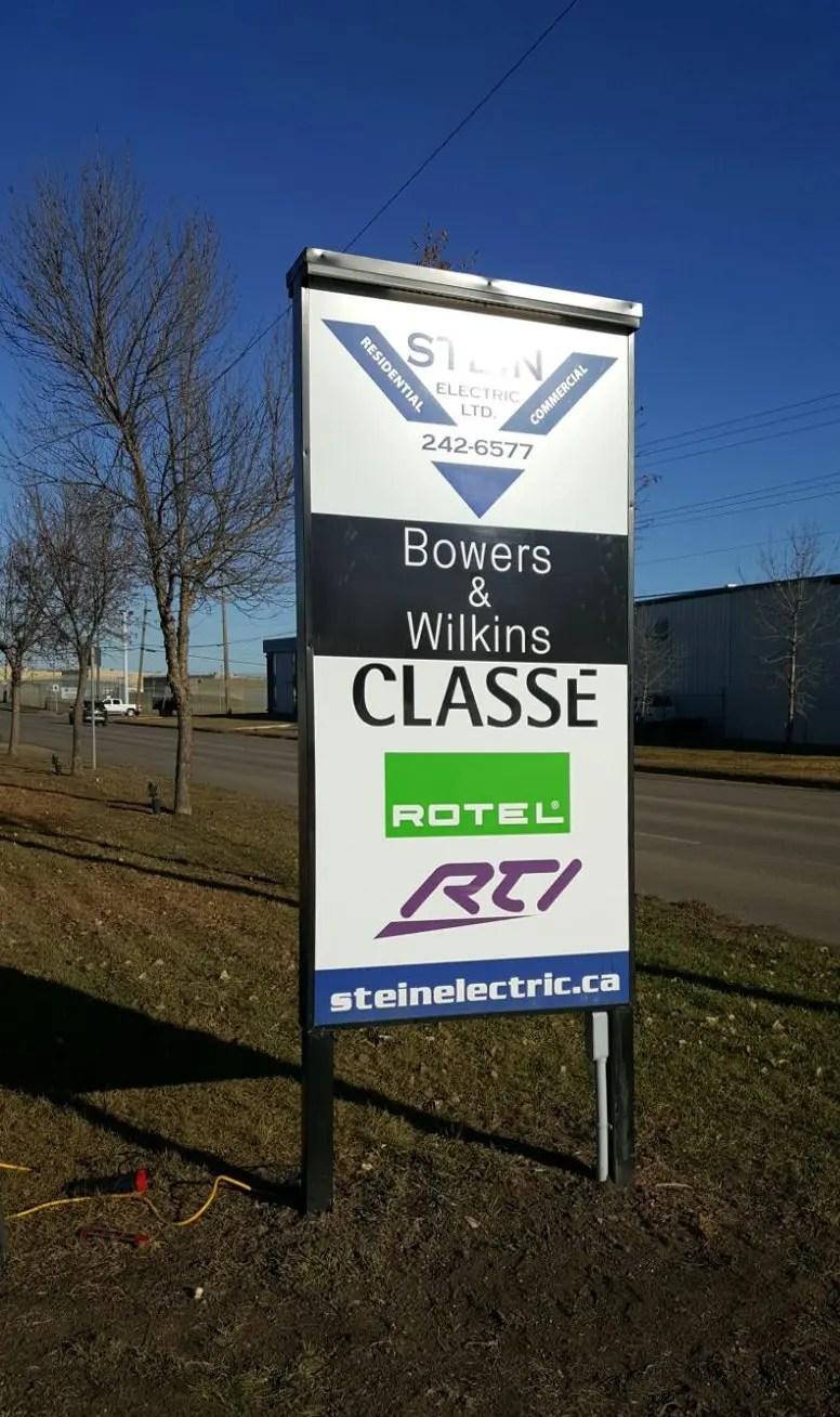custom signs saskatoon
