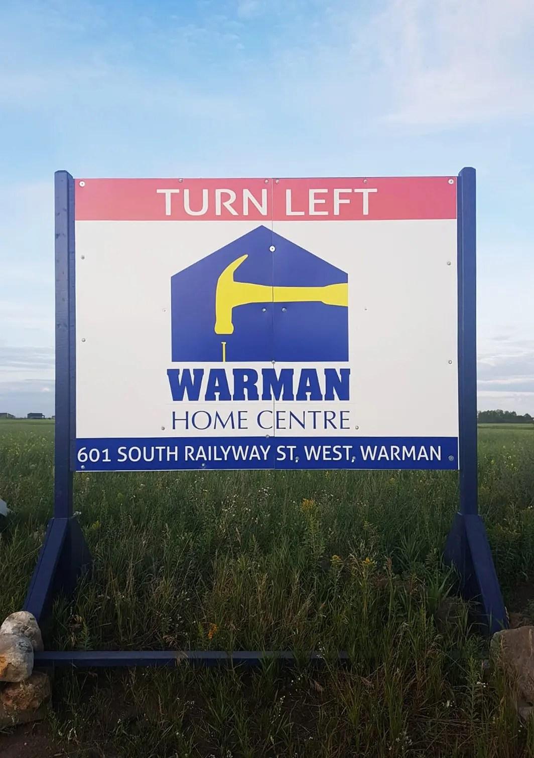 site signage saskatoon