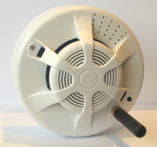 Remote Smoke Alarm
