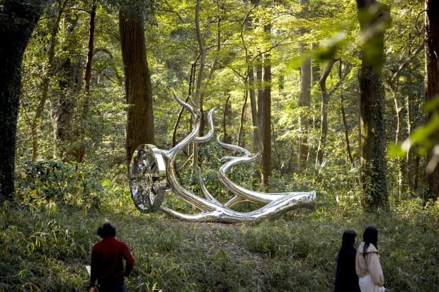 Tomokazu Matsuyama, Wheels of Fortune, 2020
