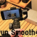ジンバル Zhiyun smooth4
