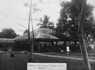 1915-1940 The Central Hospital's kitchen, Tebing Tinggi