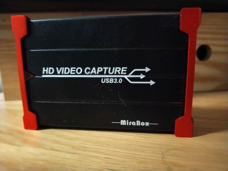 Mira box video capture