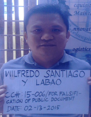 For Falsifying Documents Former Bible Reader of Bro. Eli Soriano Gets Arrested