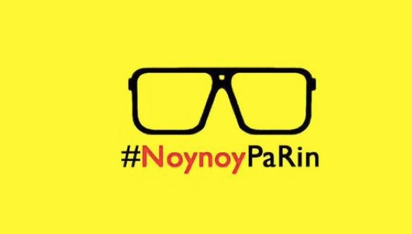 Trending Hashtag #Noynoyparin Report of News5: The Transcript