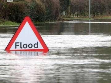 Правила за поведение при наводнение