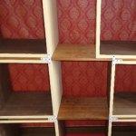 無垢材の本棚を、DYIで作りました。(超初心者レベル)