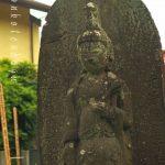 光触寺、室町時代のお堂に、第一印象、天平美人の石仏さん。アクセスデータ付きです。