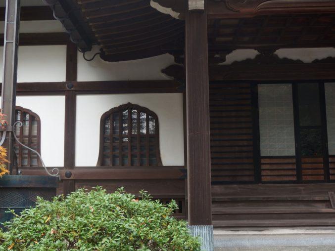 妙本寺 本堂