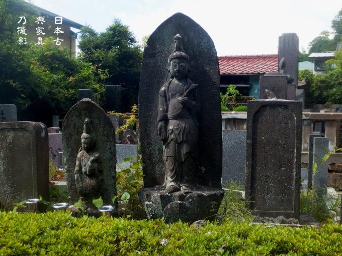 光触寺 石仏
