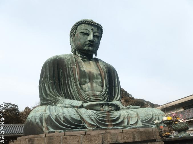 鎌倉大仏・高徳院 長谷 大仏さまは触れる国宝です、アクセスデータ付き。