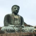 鎌倉大仏 高徳院 大仏さまは触れる国宝です。 アクセスデータ付き
