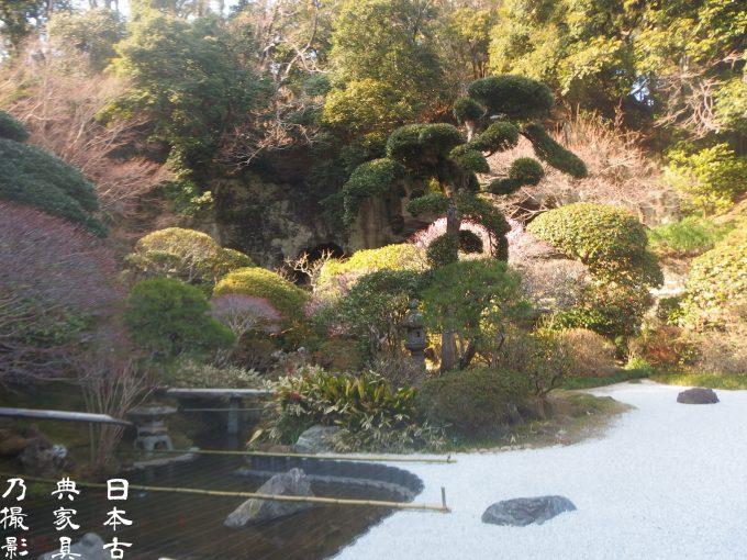 報国寺 庭園