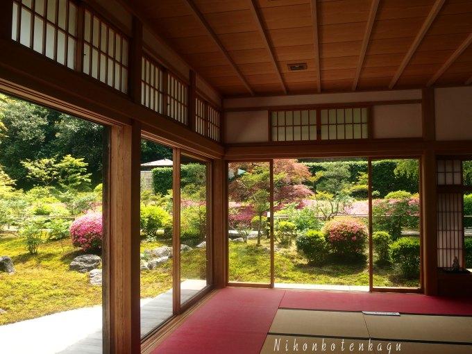 長寿寺 小方丈