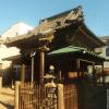 巽神社 扇ガ谷 今小路の小さな神社です、アクセスデータ付き。