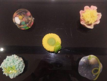 山種美術館 特製和菓子