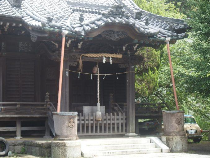 蛭子神社 本殿