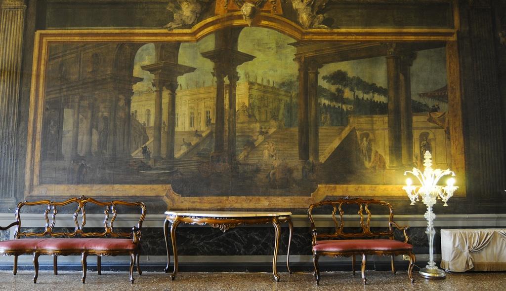 ヴェネツィア カサドーロホテル旧Sagrede邸