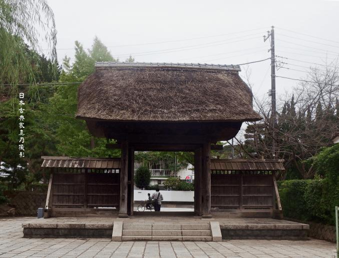龍宝寺 山門