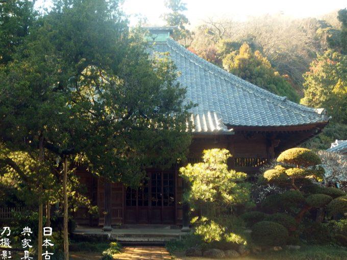寿福寺 本堂