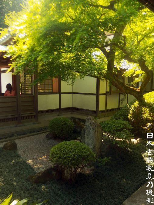 長寿寺 中庭