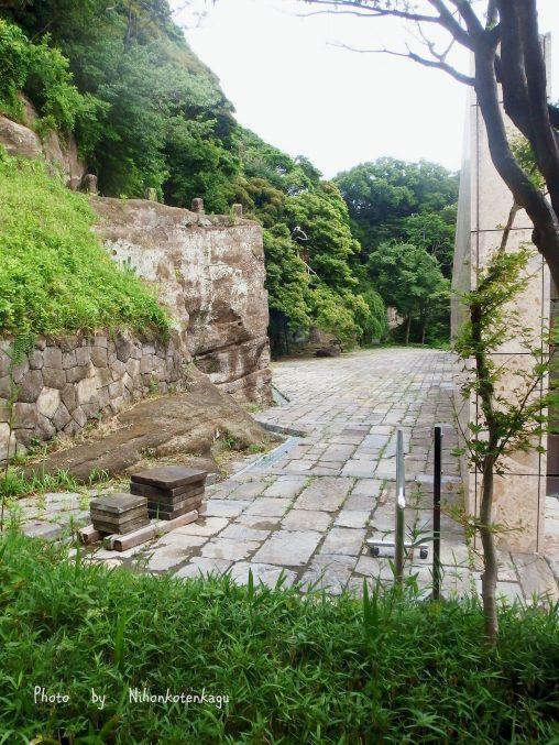 鎌倉歴史文化交流館 庭園
