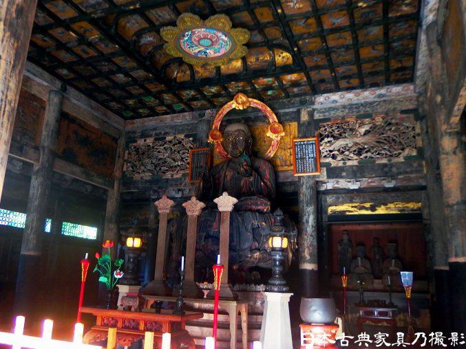 建長寺 仏殿 本尊地蔵菩薩像