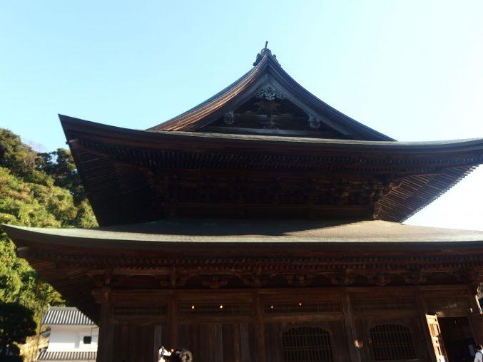 建長寺 法堂