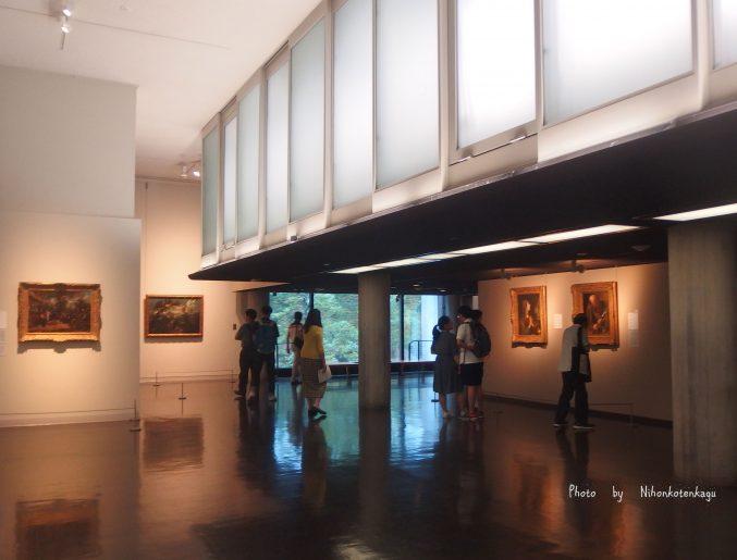 国立西洋美術館 展示場