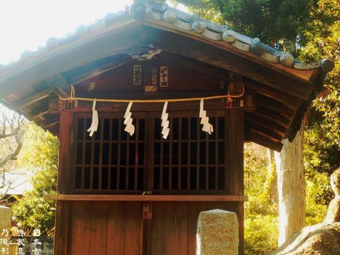 八坂大神 境内社 子神社