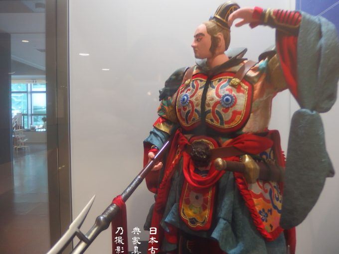 川本喜八郎人形ギャラリー 三國志