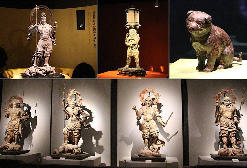 運慶展 東京国立博物館 2017 運慶の仏像が上野に集結!