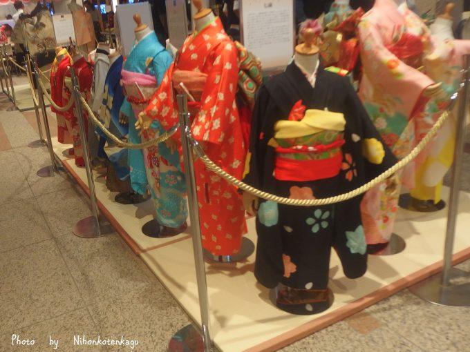 きものサローネin日本橋 七五三の着物