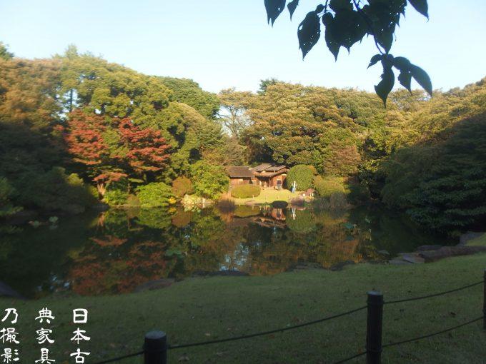 東京国立博物館 北庭園公開 2017年秋 鑑賞ポイントを探せと、公家の館・九条館が良かった。