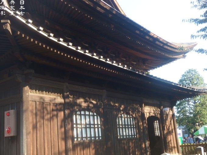 正福寺 地蔵堂 側面