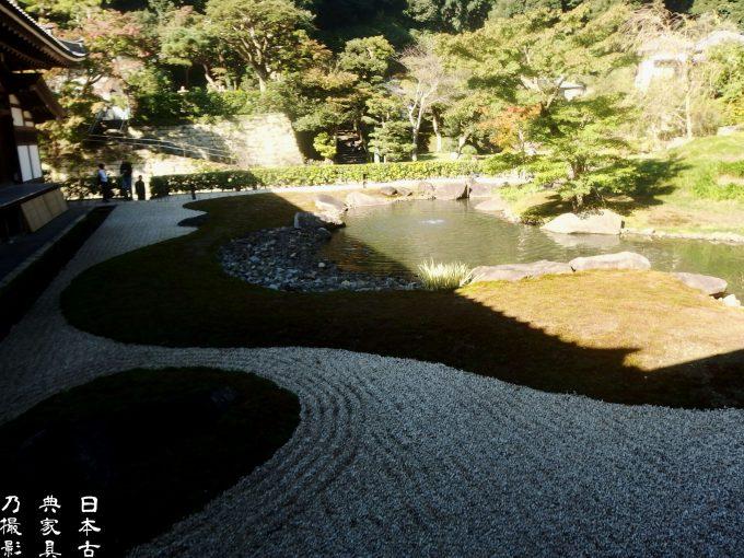 円覚寺 庭園